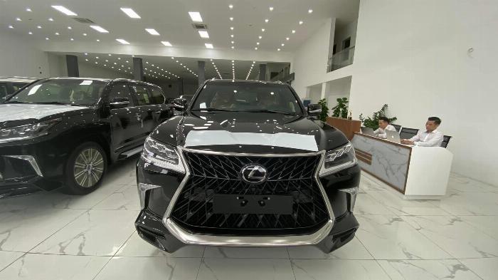 Giao ngay. Giá tốt. Lexus LX 570 Super Sport MBS,sản xuât 2020 0