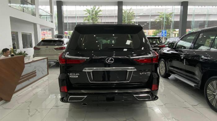 Giao ngay. Giá tốt. Lexus LX 570 Super Sport MBS,sản xuât 2020 8