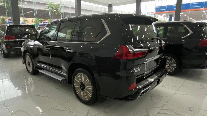 Giao ngay. Giá tốt. Lexus LX 570 Super Sport MBS,sản xuât 2020 9