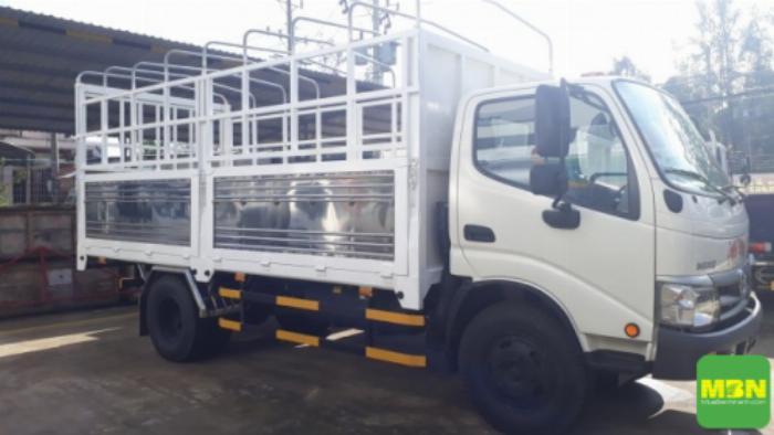 xe tải hino 3t5, XZU 720L 0
