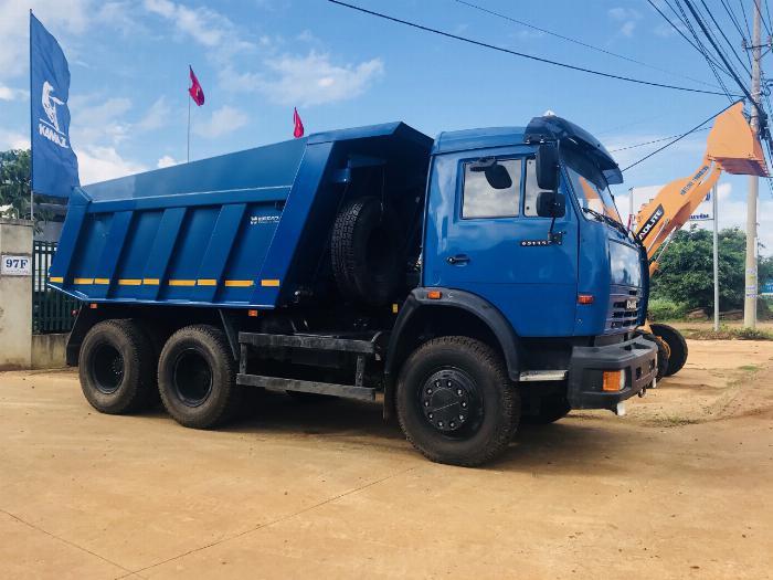 Xe tải ben Kamaz 15 tấn - Xe.MuaBanNhanh