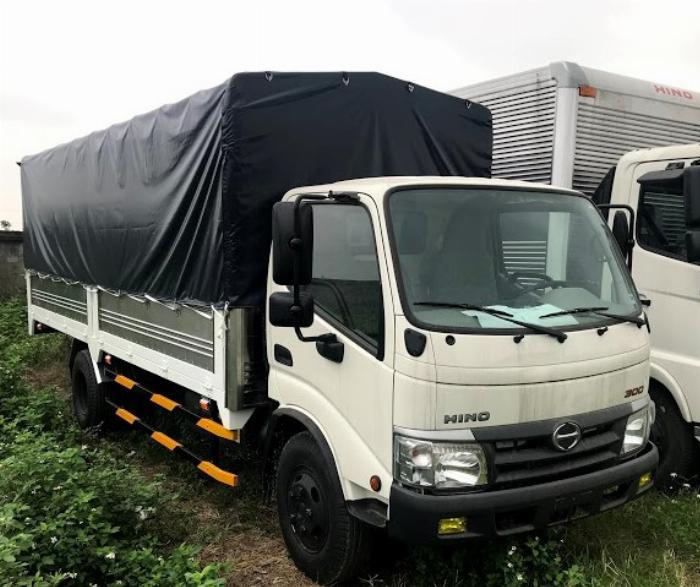 xe tải hino 3t5, XZU 720L 1