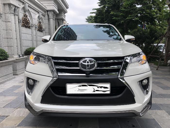 Bán Toyota Fortuner Máy xăng 1 cầu nhập khẩu 2019 0