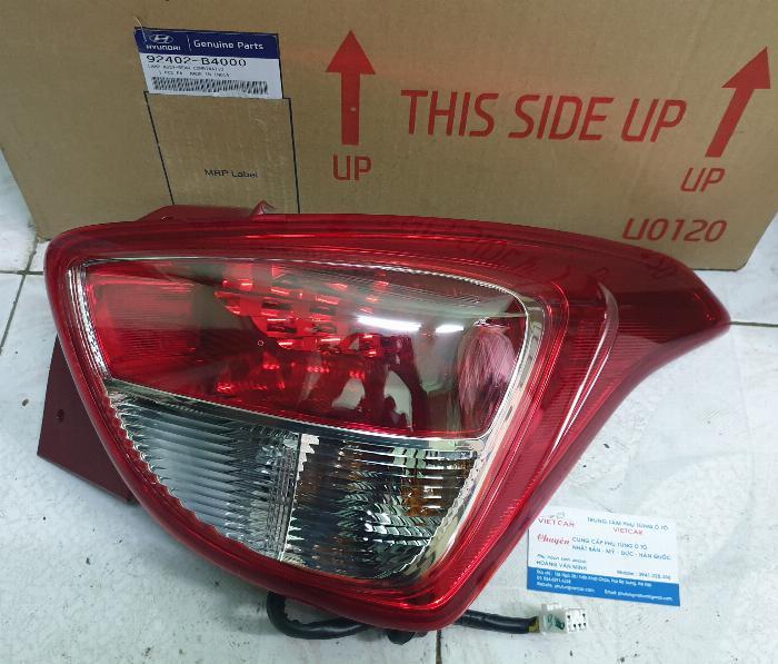 92402B4000 /92401b4000 Đèn hậu (đèn lái sau) Hyundai Grand I10 0
