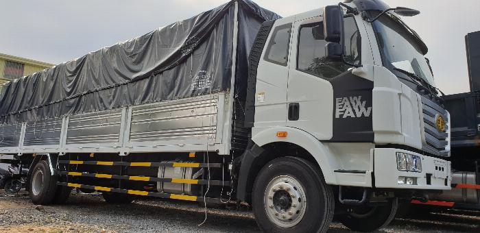 Xe tải 8 tấn thùng dài 10 mét chuyên chở palet | faw 8 tấn nhập khẩu nguyên chiếc 2020. 2
