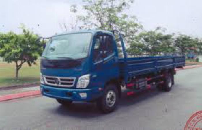 Thaco Ollin 720 TL tải trọng 7 tấn