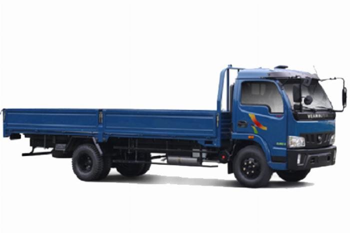 Bán xe Veam VT650 thùng dài 6m1 tải trọng 6T5 5