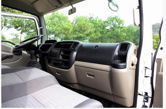 Bán xe Veam VT650 thùng dài 6m1 tải trọng 6T5 7