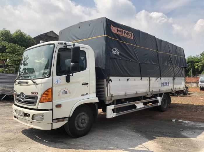 Hino FC 6 tấn đời 2018 cũ đã qua sử dụng