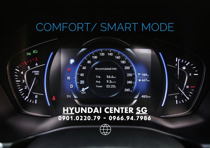 Hyundai SantaFe 2020 Xăng Premium 4