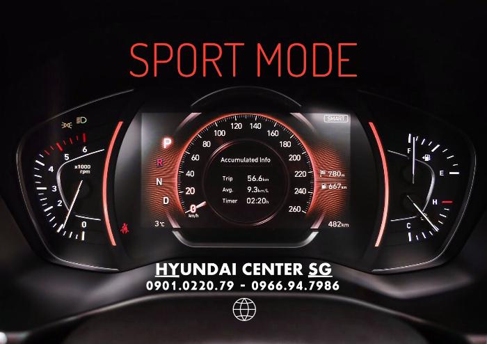 Hyundai SantaFe 2020 Xăng Premium 2