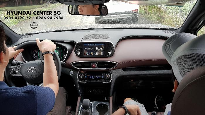 Hyundai SantaFe 2020 Xăng Premium 1