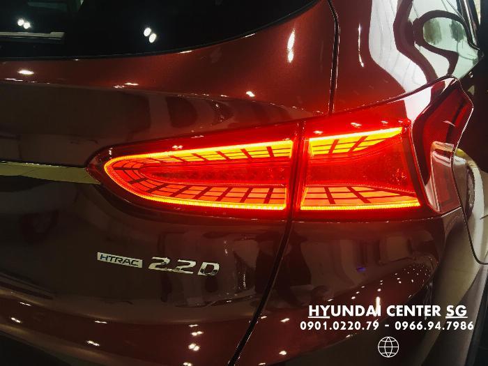 Hyundai SantaFe 2020 Xăng Premium 0