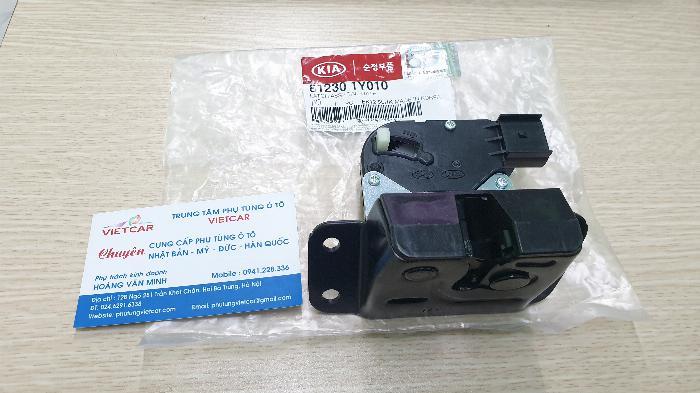 812301Y010 Ổ khóa ngậm cốp hậu KiaMorningPicanto 0