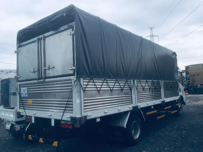 Xe tải Faw 8 tấn thùng 6.3m giao ngay trong ngày 2