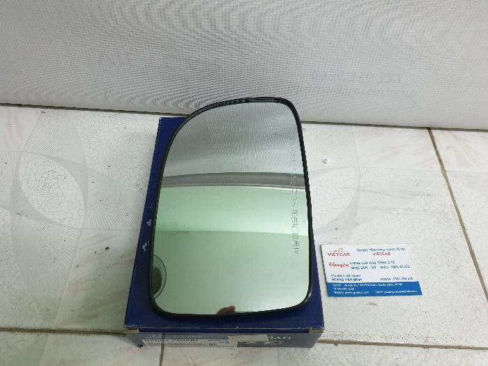 876112B000/ 876212B000 Mặt gương (kính) chiếu hậu Hyundai Santafe 1
