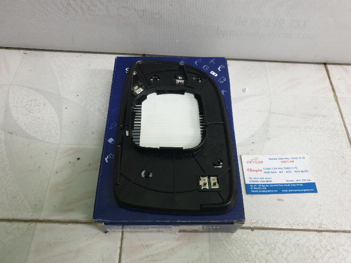 876112B000/ 876212B000 Mặt gương (kính) chiếu hậu Hyundai Santafe 0