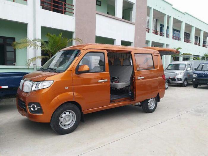 Xe tải DongBen 5 chỗ - cam kết tặng 100% trước bạ - Vay cao 2