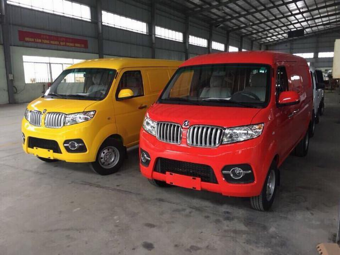 Xe tải DongBen 5 chỗ - cam kết tặng 100% trước bạ - Vay cao 0