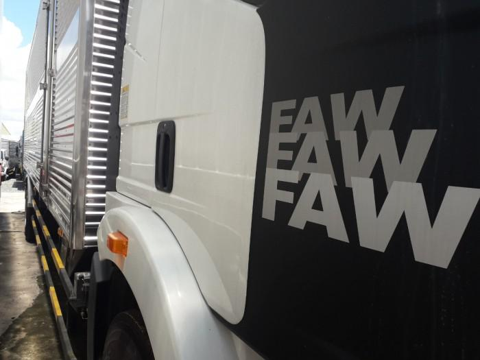 Xe tải faw 7 tấn 2 thùng dài 9m7