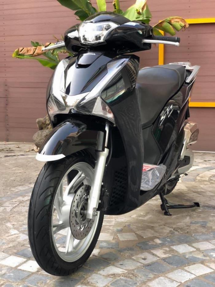 Cần bán SH Việt 125 ABS 2017 màu Đen cực chất
