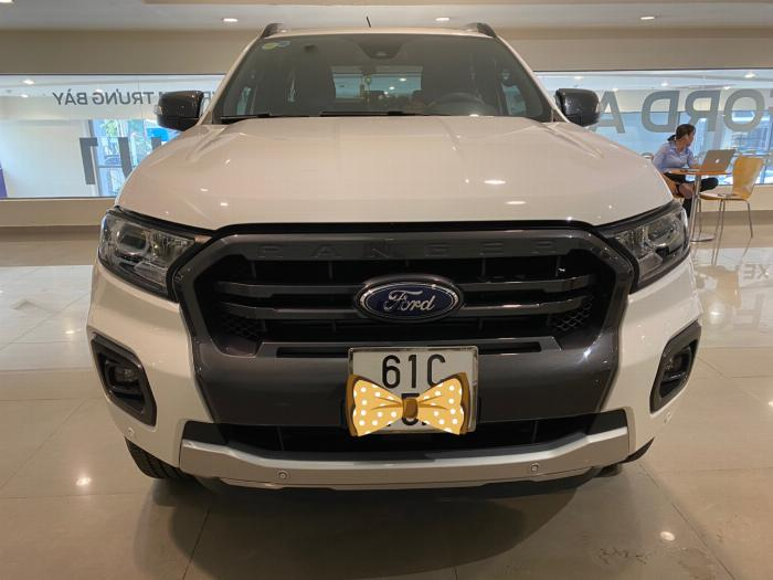 Ford Ranger Wildtrak 2.0 Bi-turbo 2019 2