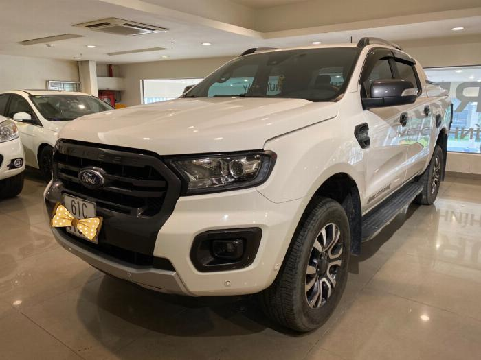 Ford Ranger Wildtrak 2.0 Bi-turbo 2019 7