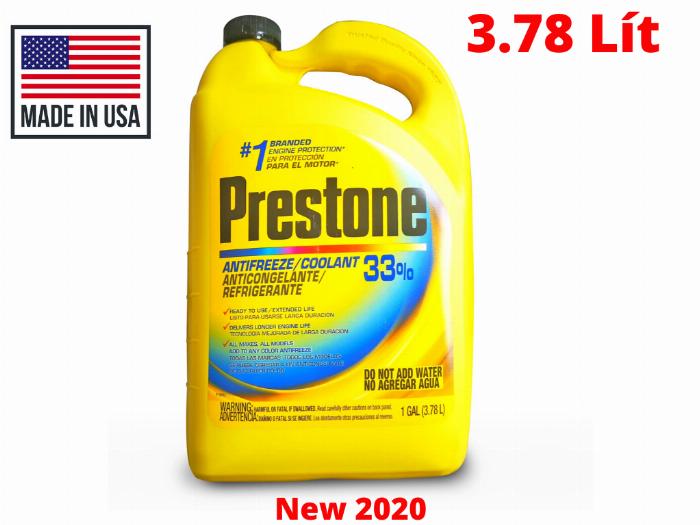 Dung Dịch Làm Mát Động Cơ Prestone Nước Xanh 3.78 lít Nhập khẩu từ Mỹ 0