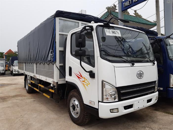 Bán xe Faw Yuchai thùng dài 5m1 3