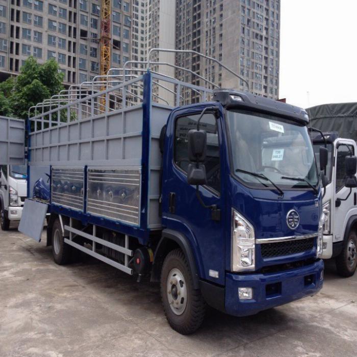 Bán xe Faw Yuchai thùng dài 5m1 1