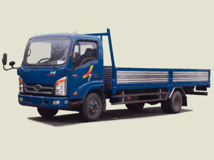 Bán xe tải Veam VT750 thùng dài 6m1 4
