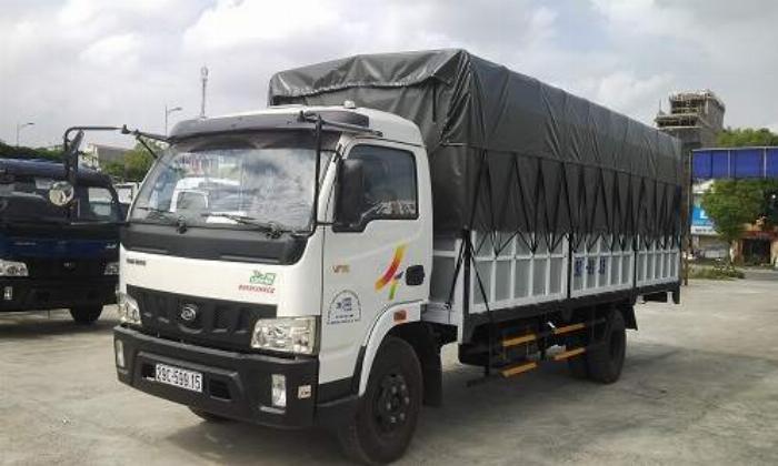 Bán xe tải Veam VT750 thùng dài 6m1 2