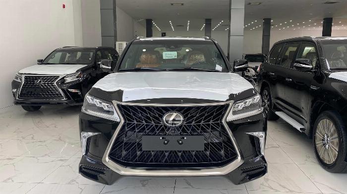 Bán Lexus LX 570 Super Sport sản xuất 2020, nhập trung đông và Mỹ, xe giao ngay,giá tốt nhất thị trường. 2