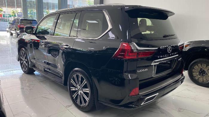 Bán Lexus LX 570 Super Sport sản xuất 2020, nhập trung đông và Mỹ, xe giao ngay,giá tốt nhất thị trường. 10