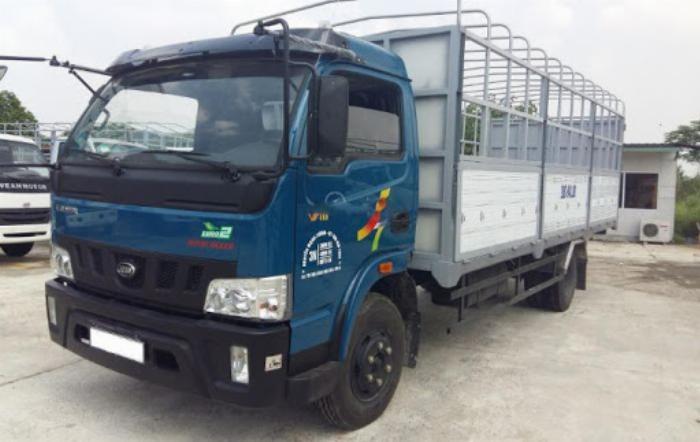Bán xe tải Veam VT750 thùng dài 6m1 3