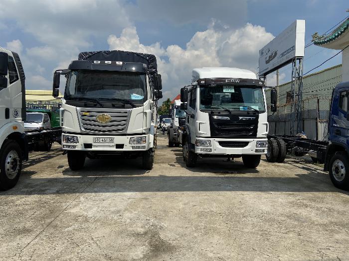 Xe tải faw 8 tấn thùng 8m2 đời 2020- faw 8 tấn thùng dài giá siêu rẻ bình dương 3