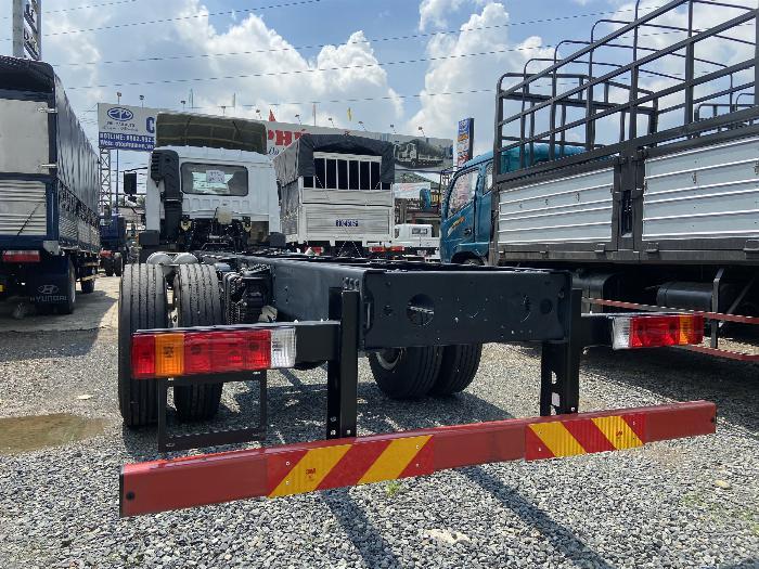 Xe tải faw 8 tấn thùng 8m2 đời 2020- faw 8 tấn thùng dài giá siêu rẻ bình dương 4