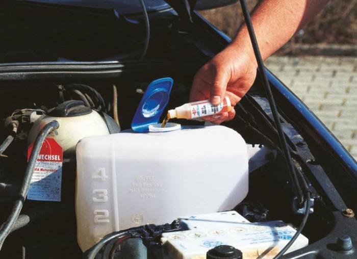 Dung Dịch Vệ Sinh Kính Lái Wurth Rapid Windscreen Cleaner 32ML Tặng Khăn 1