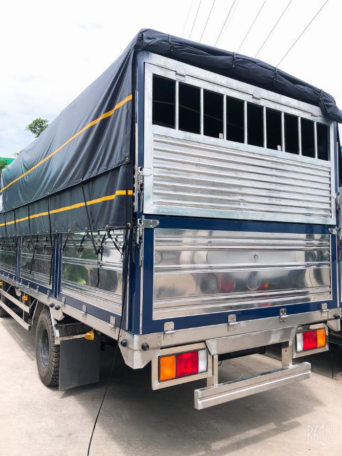 Hyundai 8 tấn EX8 - thùng dài 5m7 4