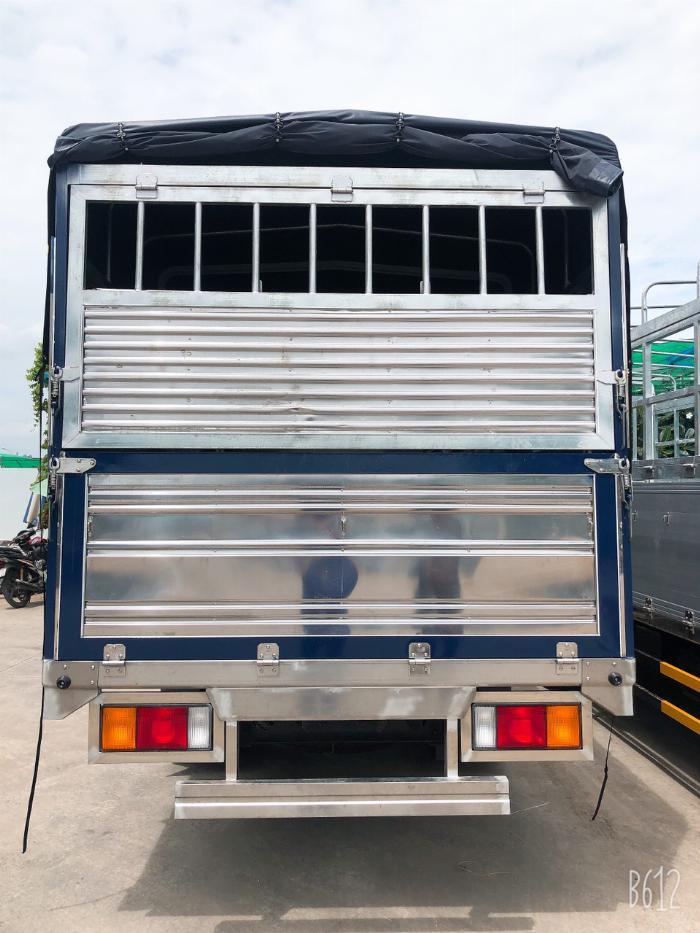 Hyundai 8 tấn EX8 - thùng dài 5m7 2