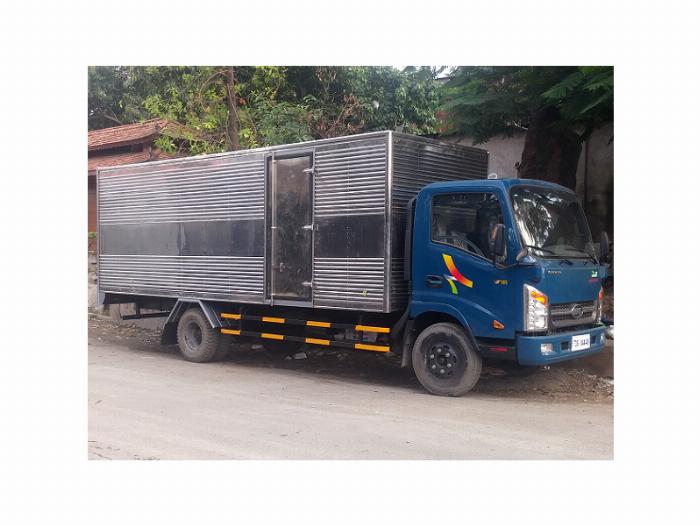 Bán xe Veam VT340s thùng dài 6m1 động cơ iSUZU 4