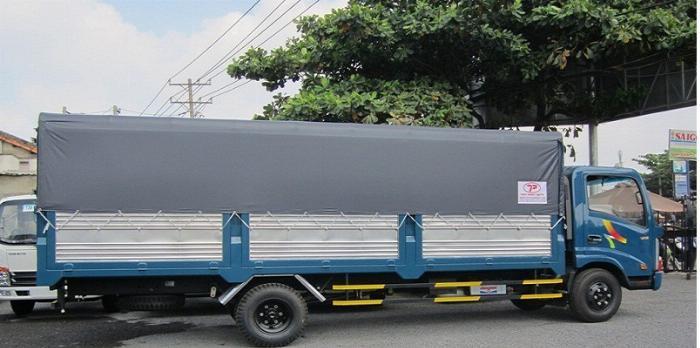 Bán xe Veam VT340s thùng dài 6m1 động cơ iSUZU 2