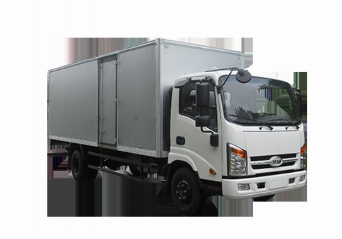 Bán xe Veam VT340s thùng dài 6m1 động cơ iSUZU 1