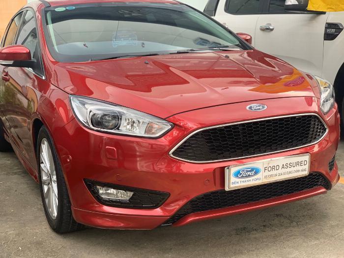 Ford Focus Sport 5 cửa bản Full 9