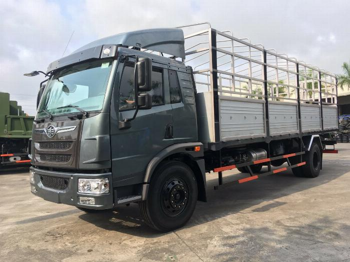 xe tải faw 8 tấn thùng dài 8m chở hàng cồng kênh 1