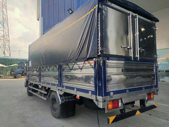 Xe tải 8 tấn Hyundai EX8 - 5