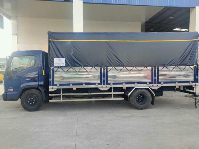 Xe tải 8 tấn Hyundai EX8 - 3