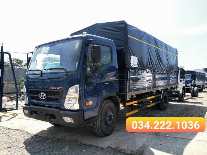 Xe tải 8 tấn Hyundai EX8 - 0