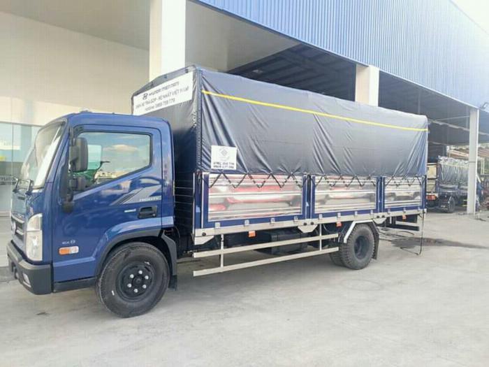 Xe tải 8 tấn Hyundai EX8 - 6