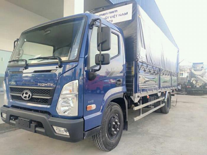 Xe tải 8 tấn Hyundai EX8 - 2